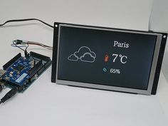 Get current weather data from OpenWeatherMap.org - Arduino Project Hub