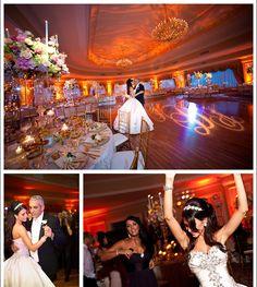 Oheka Castle Wedding Photos of Jennifer and Alki
