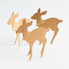 Deer Placecards - Party | Paper Source