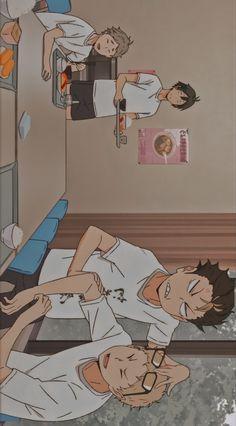Haikyuu Tsukishima, Kageyama Tobio, Haikyuu Fanart, Haikyuu Anime, Nishinoya, Haikyuu Wallpaper, Cute Anime Wallpaper, Funny Anime Pics, Cute Anime Guys