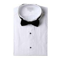 Tuxedo Shirt - New Edition Fashion