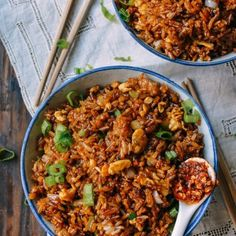"""chinese food You may have heard of soy sauce fried rice before, but what about """"Supreme"""" Soy Sauce Fried Rice? Asia Food, Masterchef, Asian Recipes, Ethnic Recipes, Supreme, Mets, Rice Dishes, Noodles, Spicy"""