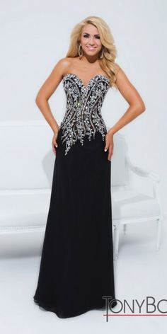 Tony Bowls 114521 Dress - In Stock - $478