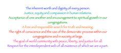 UU Principles