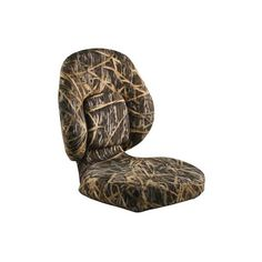 Attwood Classic Boat Seat- Camouflage at Lowe's. The Attwood Classic Seat delivers the lofty comfort and styling typically associated with original equipment seats, but at an attractive retail price. Fishing Boat Seats, Mercury Motors, Camouflage, Rv Accessories, Boater, At Home Gym, Upholstery, Comfort Style, Classic Boat