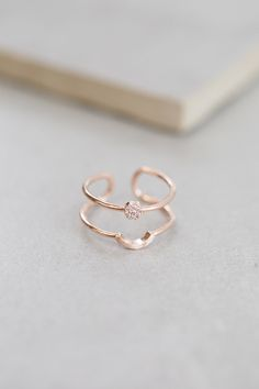 Ferelith Ring / Rose Gold