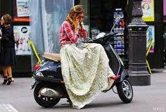 Bildergebnis für vespa streetstyle fashion