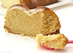 Bizcocho de mantequilla al aroma de vainilla - MisThermorecetas.com