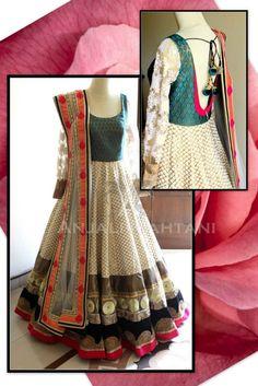 Anjali Mahtani. Site: http://anjalimahtani.com/ | FB: http://www.facebook.com/pages/Anjali-Mahtani-Couture/223128564378558