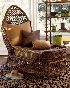 Are you noticing the worn out color of your old wicker furniture? Do you have any hesitation to throw away the said furniture you own for years due to the budget or fond memories you hold dear? Painting Wicker Furniture, Rattan Furniture, Funky Furniture, Home Furniture, Furniture Ideas, Rattan Daybed, Furniture Upholstery, Estilo Colonial, Home Interior