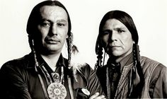 Chaos Star or double-X over the Four Directions?] Russell Means and Dennis Banks - early days of AIM Native American Warrior, Native American Quotes, Native American Indians, Native Americans, Banks, Russell Means, Four Directions, Medicine Wheel, First Nations