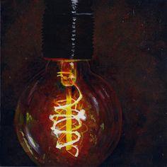 lighbulb #acrylic