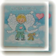Schutzengelbild - Kleiner Junge Eos, Guardian Angel Pictures, Little Boys