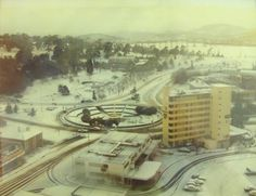 'That' snowy day back in the mid Snowy Day, Tasmania, Historical Photos, Vietnam, Places To Go, Australia, Island, In This Moment, History