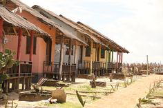 Pousadas chalés em Caburé