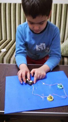 Rüzgar ım için montessori ev okulu(montessori homeschool): minyatür ev projesi