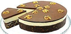 Tort de biscuiti cu ciocolata