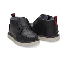 Toms - Black Chukka Boot - Shop our full selection of kids clothes and toys at shoppigment.com
