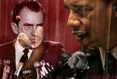 Obama and Nixons pictures | Obama/Nixon