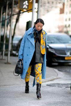 Blogger Margaret Zhang. Photo: Imaxtree
