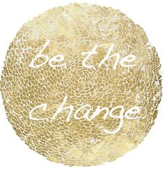 Be the Change! A man who wants to lead the orchestra must turn his back on the crowd (Max Lucado)- Lindi. Ntsiu