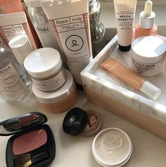 August Edit: What I've Been Trying (and Loving) Body, Blush, Skin Care, Face, Beauty, Blusher Brush, Beleza, Skincare, Brushes