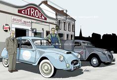 Citroën 2CV Dagonet 2CV magazine
