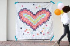 Essentials Fabric Collection Quilt
