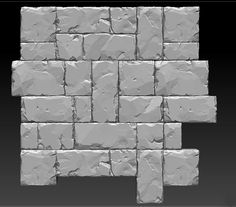 ArtStation - Castle Stone, Mark Adams