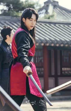 Scarlet Heart: Ryeo discovered by 𝓛 on We Heart It Lee Joon, Asian Actors, Korean Actors, Korean Dramas, Nam Joo Hyuk Scarlet Heart, Baek Ah Scarlet Heart, Moon Lovers Scarlet Heart Ryeo, My Annoying Brother, Kang Haneul