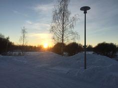 #winter #kajaani #finland