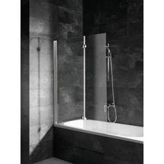 Ce pare baignoire de 5 mm d'épaisseur en 103,5 x 130 cm est composé de 2 volets rabattables dans les 2 sens. Pratique et facile à monter, il est réversible et se pose du côté que vous voulez. Le profilé blanc séduit par son look intemporel.
