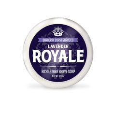 Lavender is a timeless fragrance that has been used in men's shaving and grooming products dating back to the 1800's. Our version of this classic scent is mascu