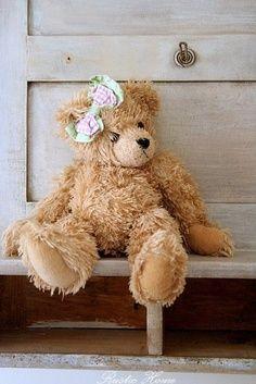 Nice Teddy Bear | via jose smulders