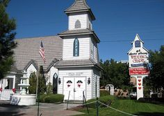 http://www.fabulous-vegas.de/heiraten-in-las-vegas  Wedding Chapel in Las Vegas  #weddingchapel #wedding