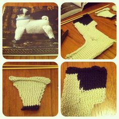 knit your own pug!