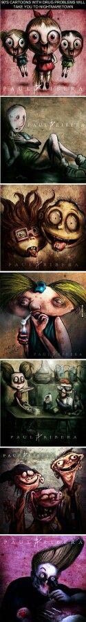 Cartoon crazy