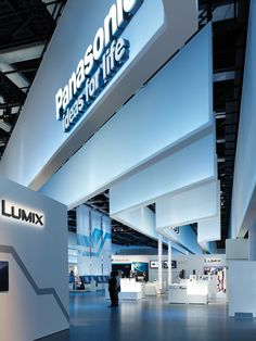 3d your world | panasonic by D'art Design Gruppe , via Behance