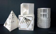 3d Model Architecture, Paper Architecture, Interior Architecture, 3d Paper, Paper Crafts, Nirmana 3d, Globe Icon, Arch Model, Sculpture Projects