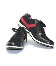 Notable Black leather Sneaker  Rs.1,549.00