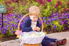 Easter at the Dallas Arboretum