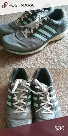 Adidas Supernova Running Shoes, 7.5 Great sneakers. Used, with plenty of life left! Very minimal visible wear to shoe's upper! Adidas Shoes Athletic Shoes