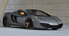 Wheelsandmore McLaren MP4-12C Spider