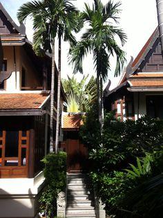 Lanna Thai architecture #myhomeboutique