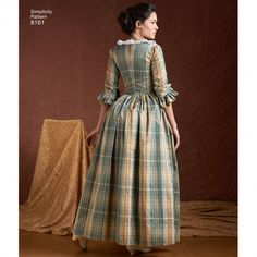 Vestidos mujer siglo xix