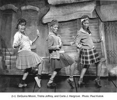 Image detail for -The Urchins of LITTLE SHOP OF HORRORS