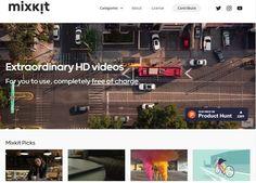Mixkit免費高質量商用視頻素材 Usa Website, Research Paper, Hd Video, Public, Hd Movies