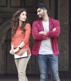 New still from Ki And Ka featuring Kareena Kapoor Khan and Arjun Kapoor