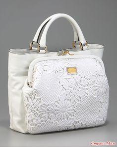 Красивые вязаные сумки идеи для воплощения