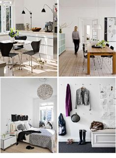 Living In: By Nord's Hanne Berzant's home